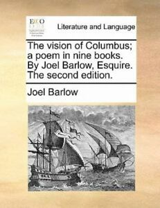 The-Vision-of-Columbus-A-Poem-in-Nine-Books-by-Joel-Barlow-Esquire-the-Secon