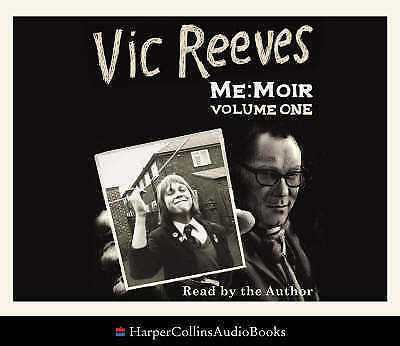 1 of 1 - Me:Moir Volume One. Vic Reeves. Harper Collins Audio Book. NEW Me: Moir        R
