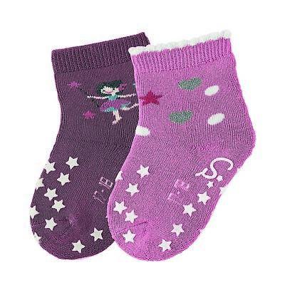 21-22 Sterntaler L-8111825 Baby Krabbelsöckchen ABS Socken Krabbelsocken Fee Gr