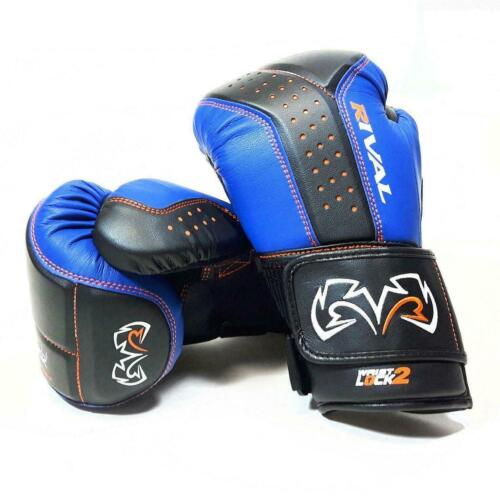 RB10-Intelli Shock Rival Boxing Bag Gloves