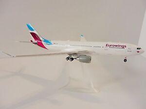 Nouvelles couleurs Eurowings Airbus A330-200 1/200 Herpa 557399 A330 A 330 D-axga
