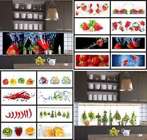 spritzschutz herd k chenr ckwand fliesenspiegel acrylglas nach ma ebay. Black Bedroom Furniture Sets. Home Design Ideas