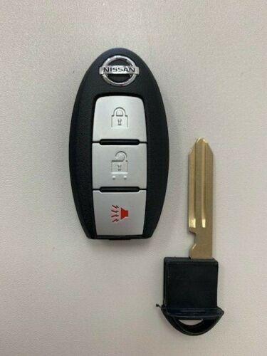 Oem Nissan Murano Pathfinder Smart keyless remote transmitter S180144304 unlock