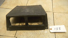 91 suzuki LTF4WDX king quad 300 headlight shroud battery nose hood cover 133