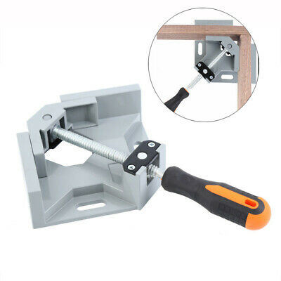 90 Degree Angle Two Axises Welding Angle Clamp Tool for Woodworking Engineering//