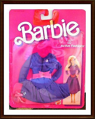 Vintage Barbie Clothes - 1980's Active Fashions  - #2181 - NRFP