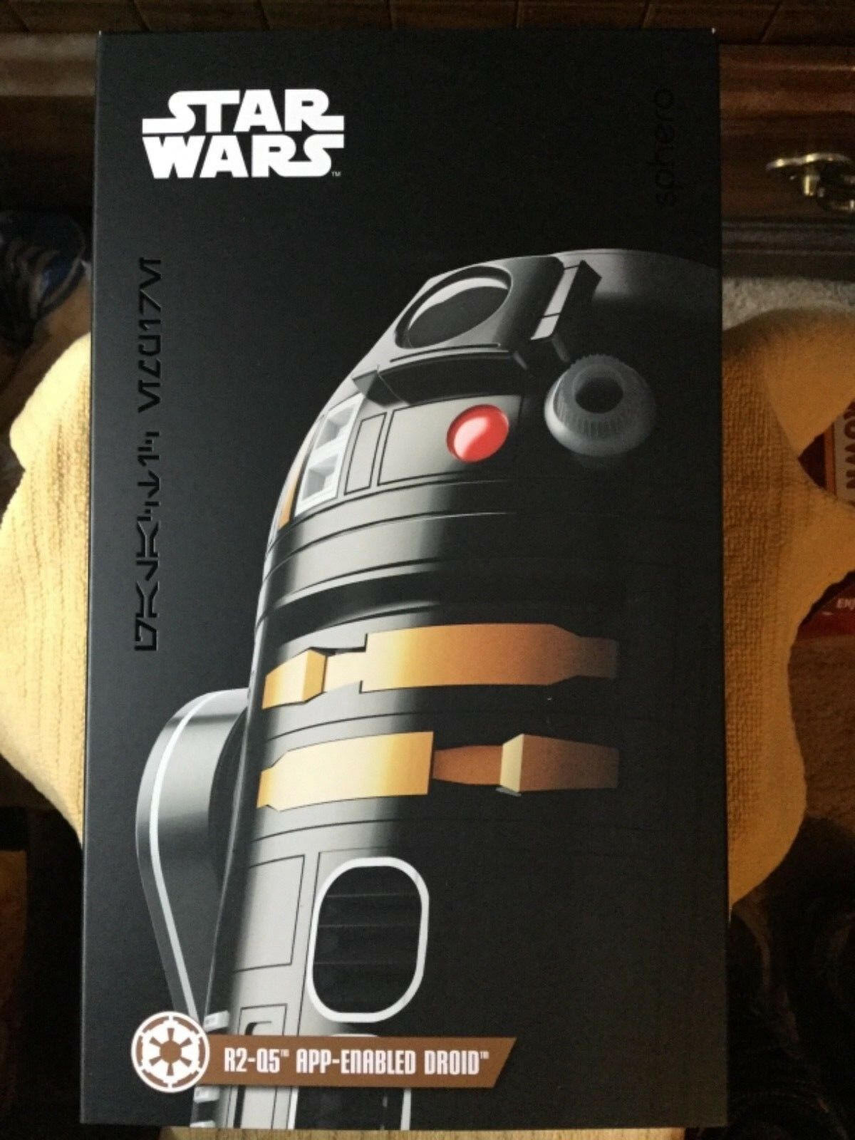 Sphero R2-Q5 STAR WARS App-Enabled Droid Limited Edition