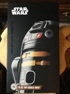 Sphero R2-Q5 Édition limitée Droid compatible avec les applications Star Wars