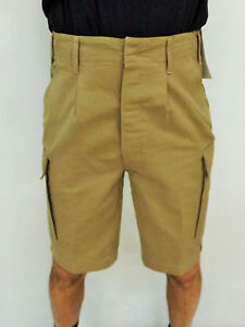 ORIGINAL Leo Köhler BW Shorts oliv Feldhose kurz Bermudas Gr:M=7=48//50 Moleskin