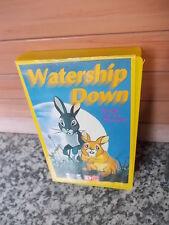 Watership Down, eine VHS Video Cassette