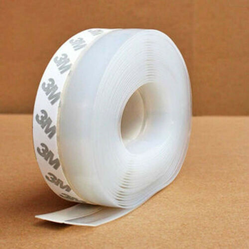 10M//8M Window Door Seal Strip Bottom Self Adhesive Soundproof Weather Stripping