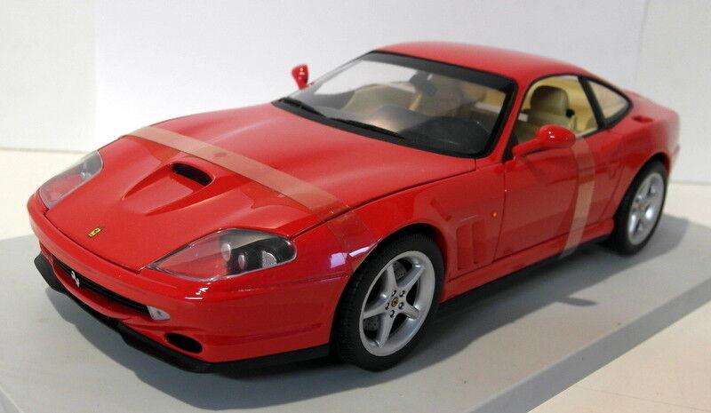 Ut modelle 1   18 skala druckguss 180 076020 ferrari 550 maranello 1996 rot