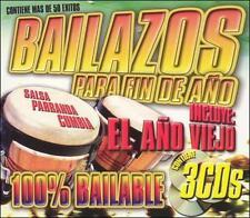 FREE US SH (int'l sh=$0-$3) NEW CD Various Artists: Ballazos Par Fin de Ano