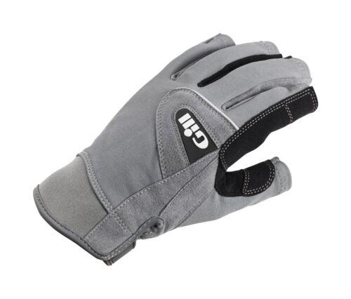 2018 Gill Deckhand Handschuhe kurz finger Ideal All Round Segel Handschuhe 7042 Bootsport Handschuhe