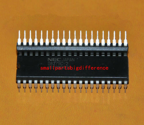 5pcs 10pcs D8279C-2 ICs DIP-40 NEC New And Genuine