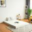 "thumbnail 1 - 6"" Full Size Tri-Folding Memory Mattress Sofa Bed Guests Floor Mat W/ Carry Bag"