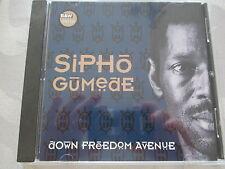 Sipho Gumede - Down Freedom Avenue - CD Afrobeat