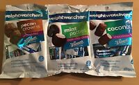 Weight Watchers Whitmans Coconut, Mint ,pecan Crowns Chocolate Candy (3 Bags