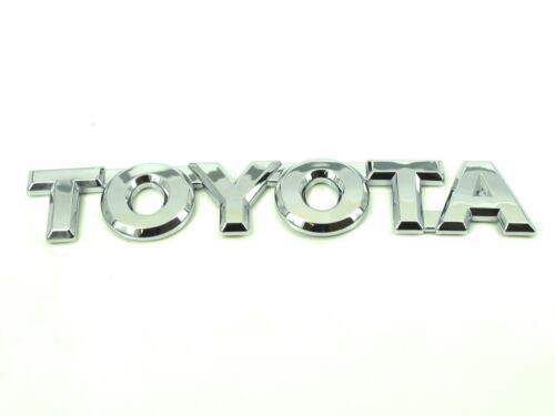 Véritable nouveau badge Arrière Toyota MR2 Prius de 1992-1995 2002-2003 CELICA 1999-2005