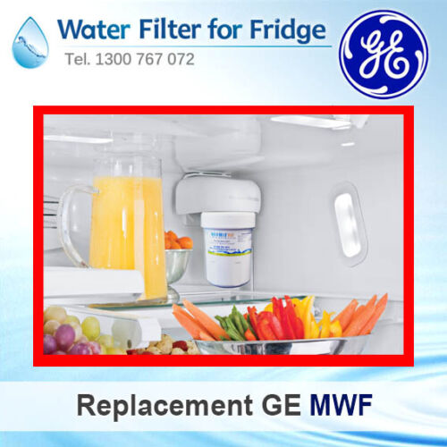 GCE21MGTAFSS GE Fridge Model Compatible Replacement Water Filter Part# MWF
