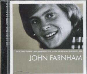 THE-ESSENTIAL-JOHN-FARNHAM-CD