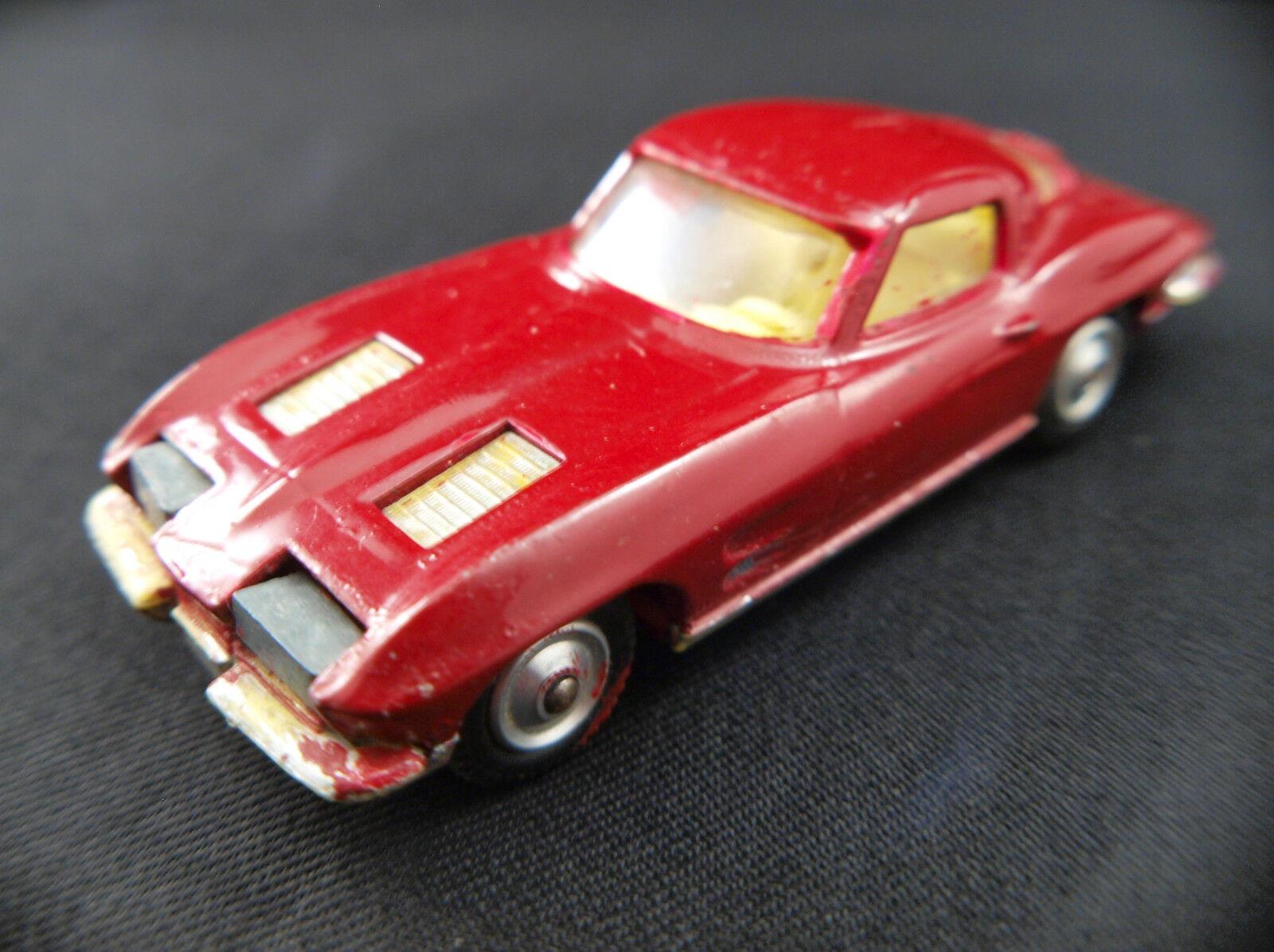 Corgi n° 310 310 310 Chevrolet Corvette StinGris  ancien repeint 12f309