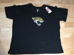 4a1026dc3 Image is loading Women-039-s-Majestic-Black-Jacksonville-Jaguars-Plus-
