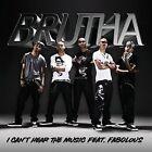 I Can't Hear the Music [Single] by Brutha (Vinyl, Nov-2008, Island (Label))