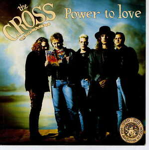 THE-CROSS-QUEEN-ROGER-TAYLOR-Power-to-love-7-039-039-45-tours