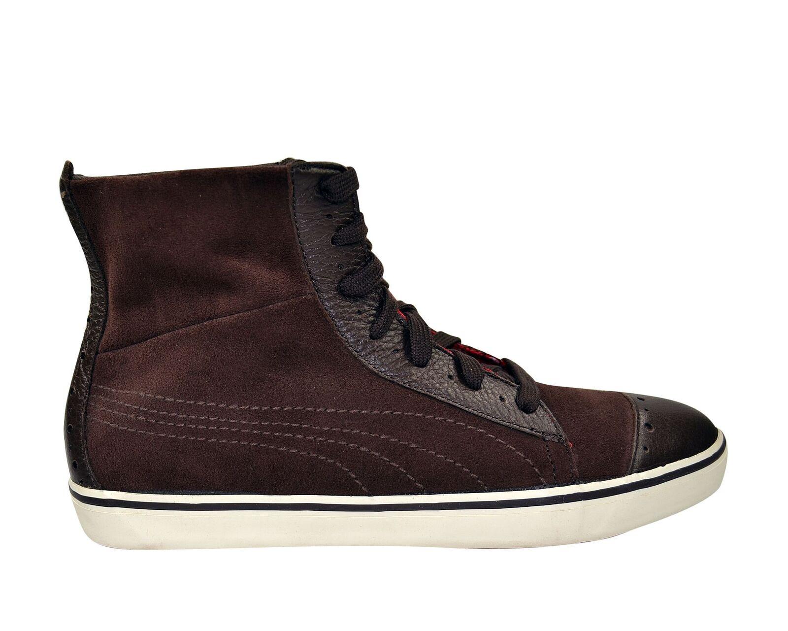 Puma llevarme mid l wn 's chocolate Brown zapatos/cortos marrón
