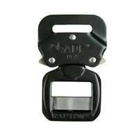 Raptor Neo 1 Quick Release Tactical Military Trouser Hunting Belt Buckle Black