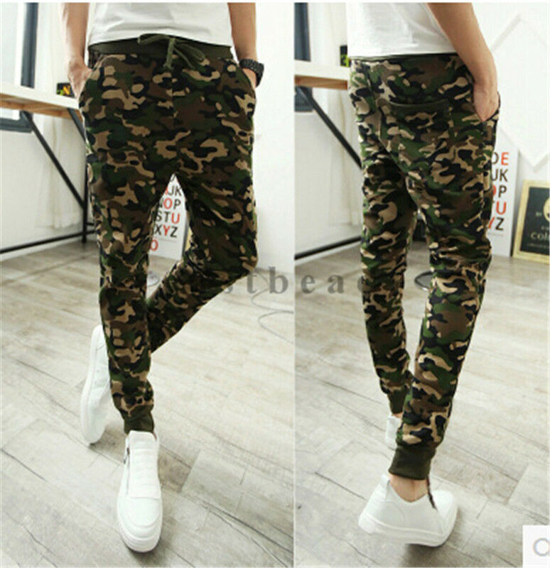 Perfect Sanctuary Camo Joggers In Green (GREEN MOTIF) | Lyst