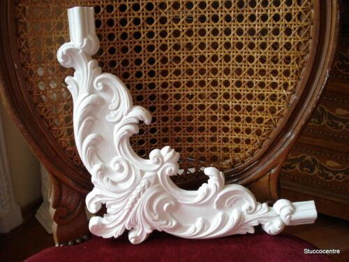 Stucco wunderschönes Eckdekor 102-035 Deckenspiegel Stuck individuell Dekor