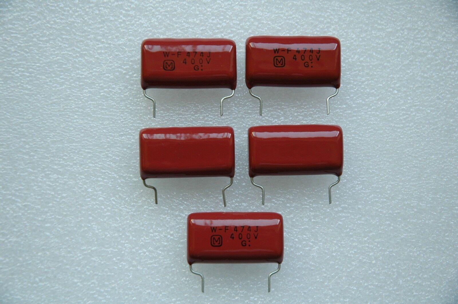 ± 5/% PP Series ECWF A Polypropylene Film Capacitor 0.47 µF 450 V