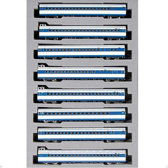 Kato 10-454 Series 0 Shinkansen Bullet Train 8 Cars Add-on Set - N
