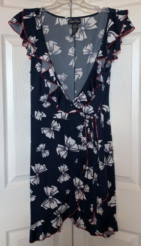 Susie Rose Wrap Dress-Size XL