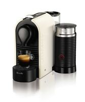 Nespresso U & Milk Bec300mw Coffee Maker Coffee and Espresso Makers