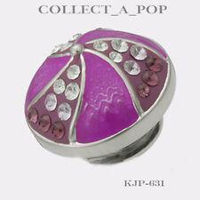 Authentic Kameleon Legacy Silver Passion Pinwheel Jewelpop KJP631
