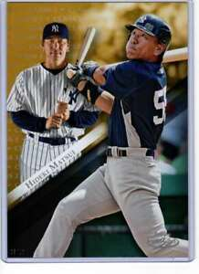 Hideki-Matsui-2019-Topps-Gold-Label-Class-One-5x7-Gold-71-10-Yankees