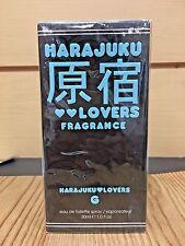 Harajuku Lovers G Gwen Stefani Women Perfume EDT Spray 1 1.0 oz NIB Seal as Pic