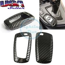 BMW Keyless FOb Carbon Fiber Shell Holder Fit F30 1 2 3 4 5 6 7 X1 X3 Series