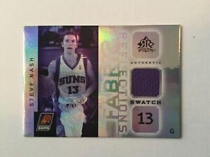 Steve-Nash-NBA-basketball-memorabilia-insert-card