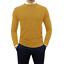 Maglione-Uomo-Slim-Fit-Maglioncino-Girocollo-Invernale-Maglia-Tinta-Unita-Casual miniatura 34