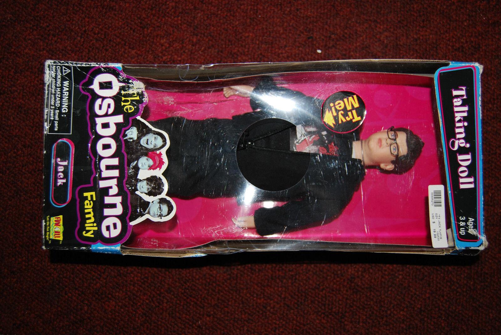 Jack Osbourne Miniatur Figuren Sammelobjekt Puppe