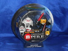 Star Wars Chocolate MPire Red Clone Yellow Darth Vader Act Fig Seald Hasbro 2005