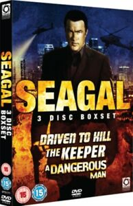 Driven To Kill / The Keeper/A Dangerous Man DVD Nuovo DVD (OPTD1771)