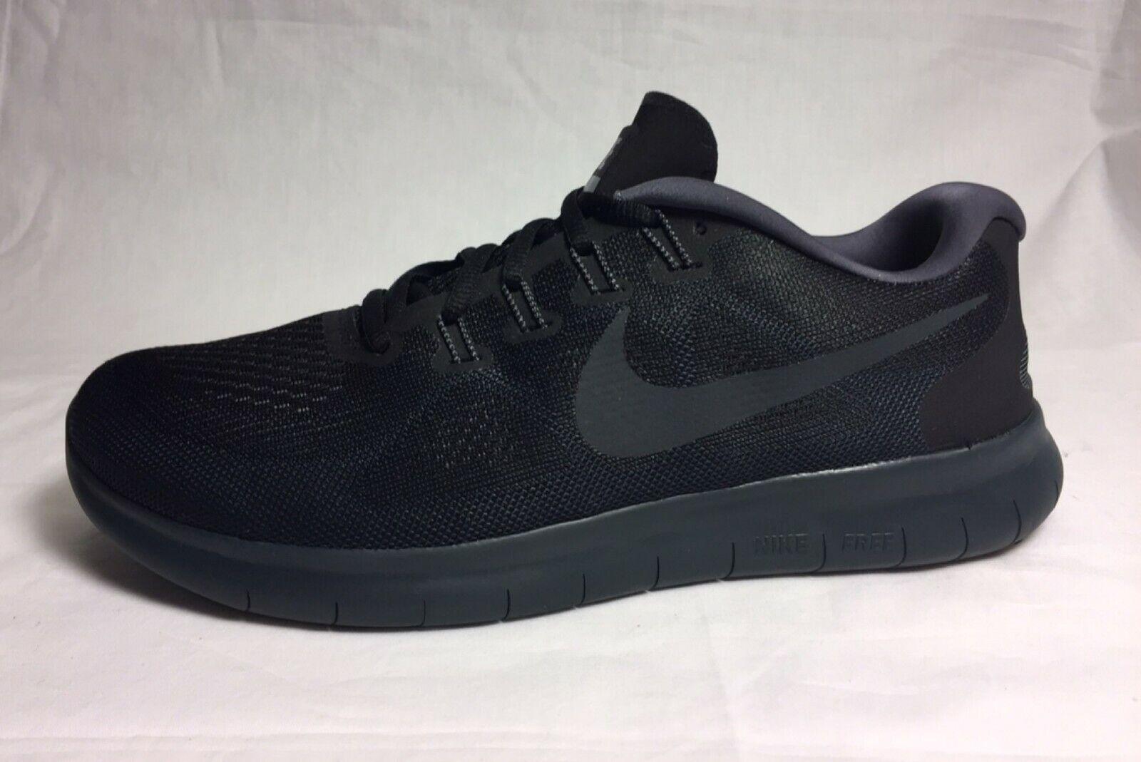 Nike Free RN 2017 Mens Running shoes Sneakers, AA3966-004, US 10