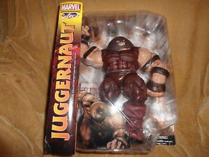 Juggernaut Action Figure Diamond Select Marvel Select