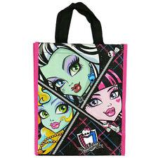 Monster High Shopping Bag Pouch Gift bag. New