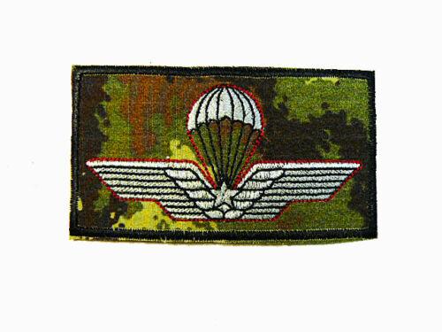 Brevetto Militare Istruttore Paracadutismo DL Paracadutista Mimetica Vegetata P